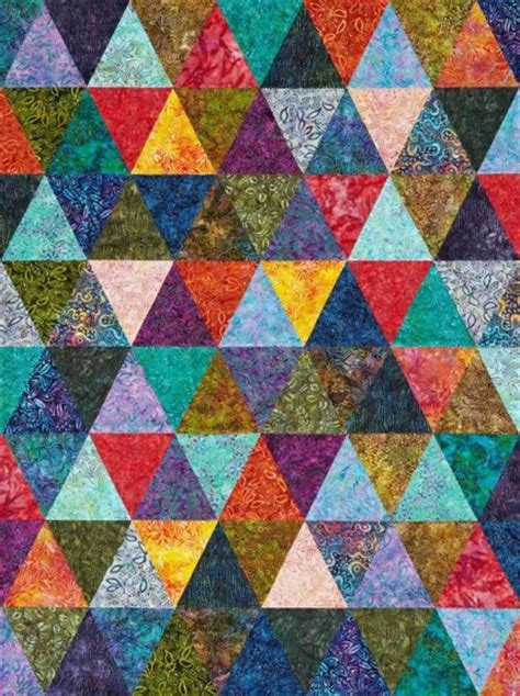 Free Patchwork Patterns - free batik quilt patterns allpeoplequilt