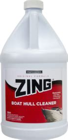 boat hull cleaning near me zing 174 original formula boat hull cleaner n074 nyco