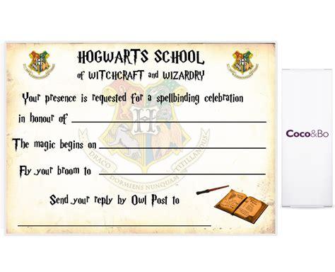 Harry Potter Ticket Invitation Template Bagvania Free Printable Invitation Template Harry Potter Invitation Template Free