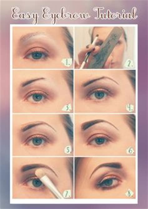 At Home Eyebrow Grooming by 1000 Images About Eyebrow Shaping Grooming Tutorial On