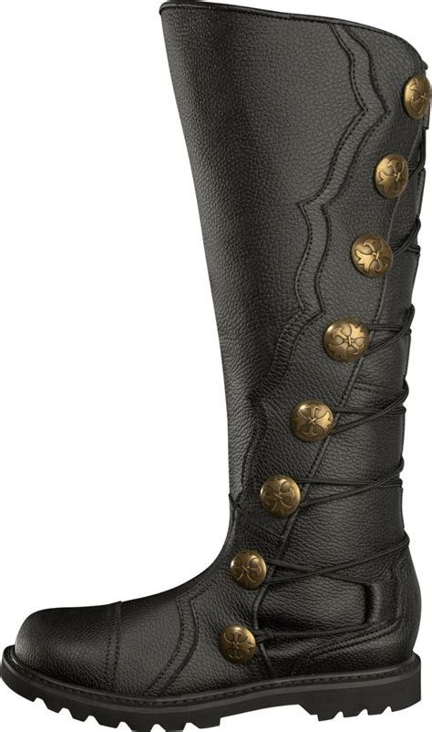 Handmade Leather Boots Renaissance - mens leather renaissance boots 28 images mens high