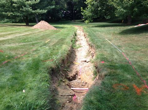Drainage Problems Erosion And Drainage