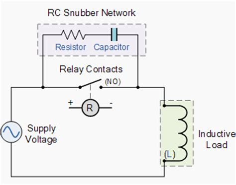 resistor capacitor snubber calculator important points about grounding of electronic equipment eep