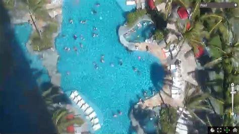 swimming pool webcams live streaming live webcams free waikiki beach web cams