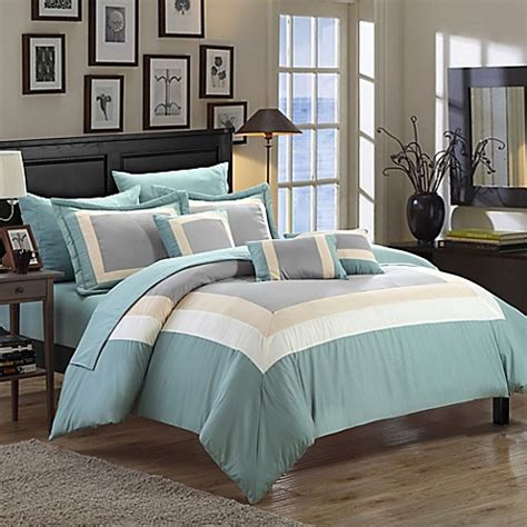 dylan comforter set chic home dylan 10 piece comforter set www
