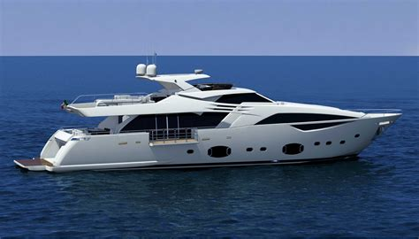 yacht boat ferretti custom line 100 yacht yacht charter