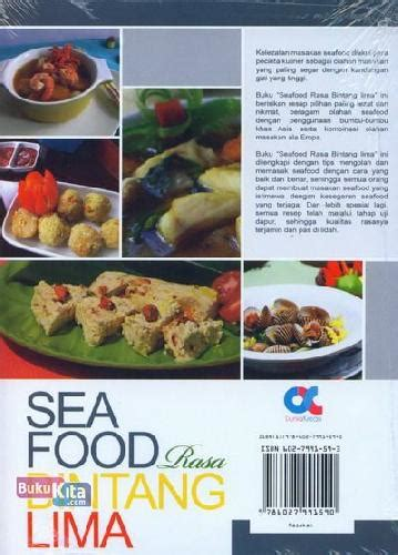 Sea Food Rasa Bintang Lima bukukita seafood rasa bintang lima toko buku