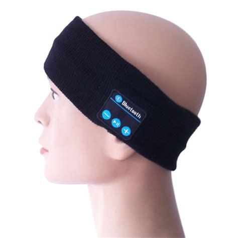 Headband Musik Bluetooth bluetooth beanie hat cap headband headphone headset