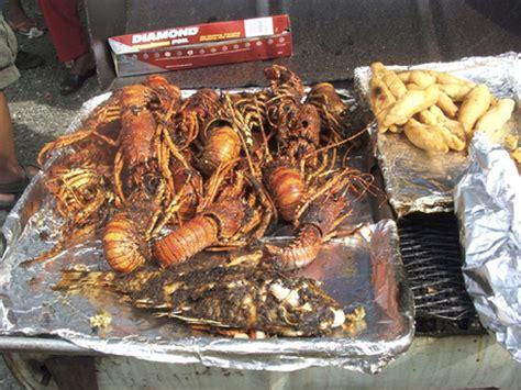 lobster boat in jamaica seafood central digjamaica blog