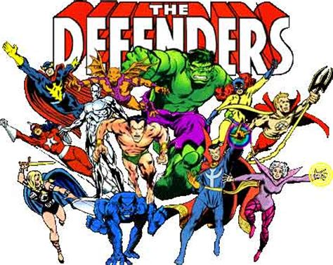 defenders of the white and blue books the defenders vs the tale guild battles comic vine