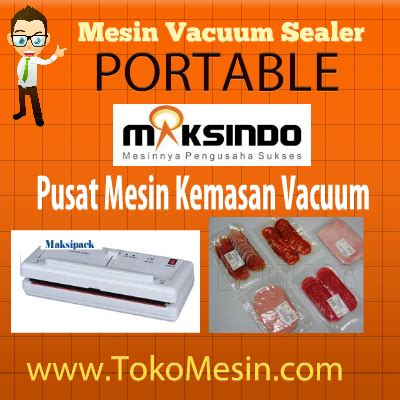Mesin Vacuum Sealer Mini mesin vacuum sealer portable rumah tangga