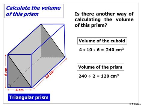 volume of trapezoidal section 169 t madas ppt download