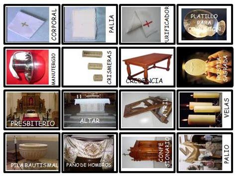 objetos litrgicos corazonesorg visita corazon material didactico objetos liturgicos