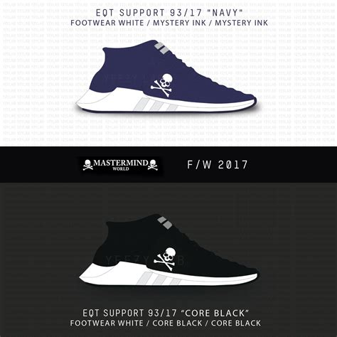 mastermind eqt 93 17 s oh boy sneakers