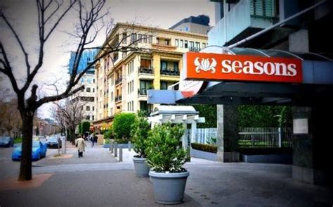 Seasons Botanic Gardens Hotel Seasons Botanic Gardens Melbourne Best Deals Real Reviews Hotelclub