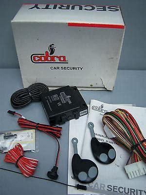 Antifurto Auto Cobra 4600 allarme antifurto per auto cobra 3196 2 telecomando
