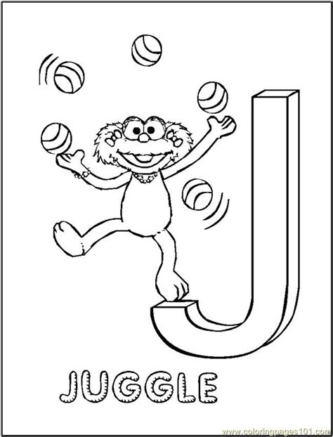 j coloring pages printable free coloring pages of j
