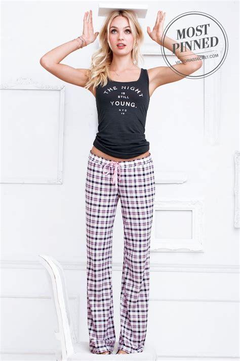 comfortable pajama sets 46 best victoria secret pjs images