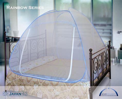 Javan Bed Canopy Rainbow Series Kelambu Javan