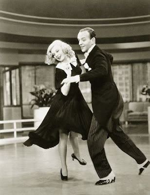 swing timers harlean s heyday video of the week rogers and astaire in