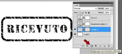 creare pattern corel draw photoshop tutorial effetto timbro nosatispassion