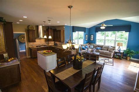 Ryan Homes Jefferson Square Floor Plan modern kitchen is multipurpose