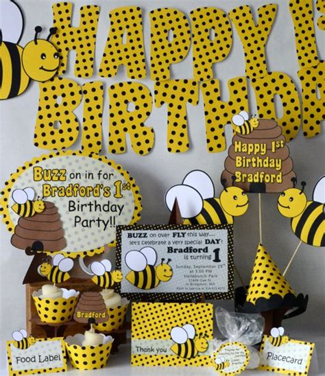 Bumble Bee Party Theme Bing Images Bumble Bee Ideas