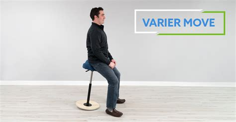 Varier Move Standing Stool by Varier Move Standing Desk Stool Review Rating Pricing