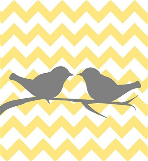 chevron pattern yellow and grey a yellow wallpaper in the bedroom or living room looks