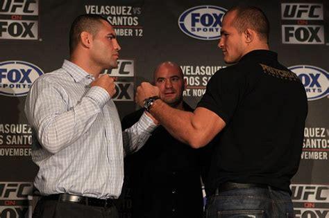 T Shirt Ultimate Fighting Chionship Ufc dos santos vs velasquez 2 free fight