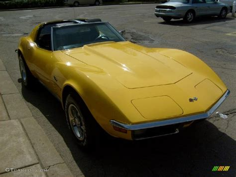 1970 daytona yellow chevrolet corvette stingray sport coupe 29004930 photo 6 gtcarlot
