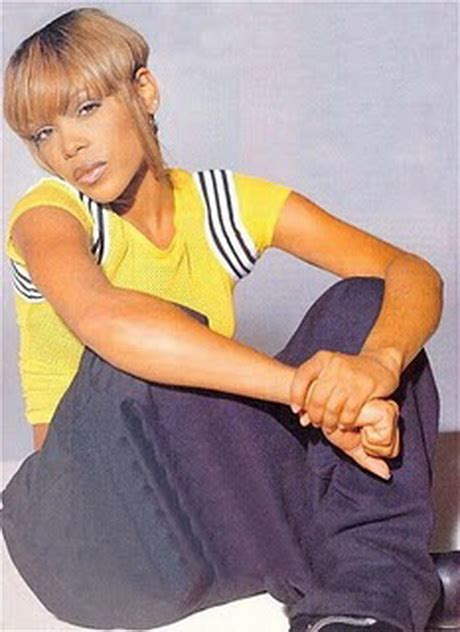 t boz from tlc hairstyles - T Boz Hairstyles