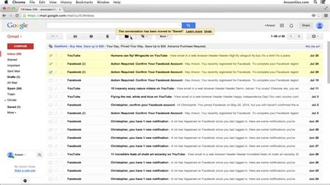 gmail tutorial  quick start youtube