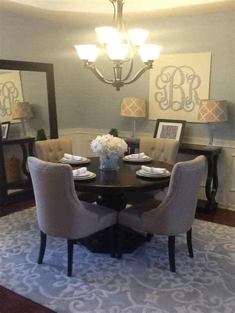 dining room table accessories gotta love a little bling home tour sofa and grey trellis rug