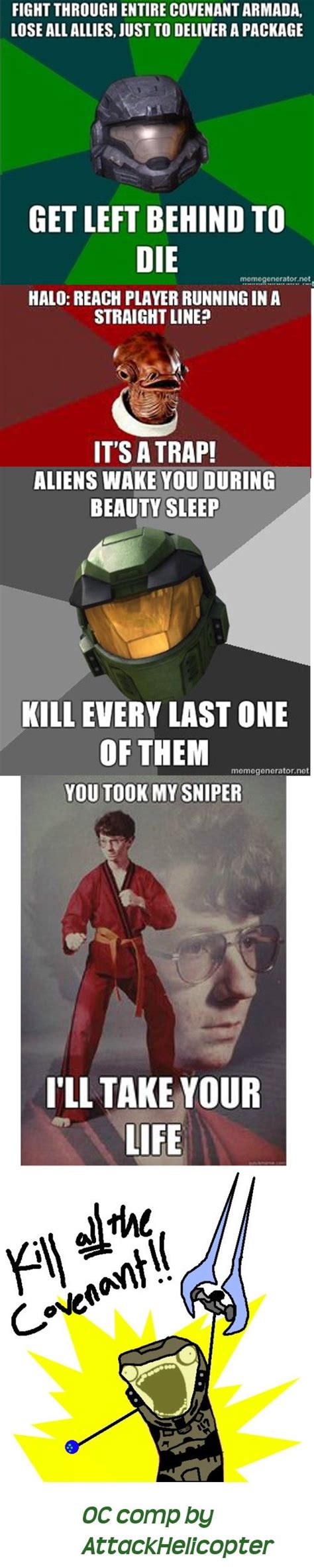 Halo Reach Memes - halo meme 2 by leonxiong on deviantart