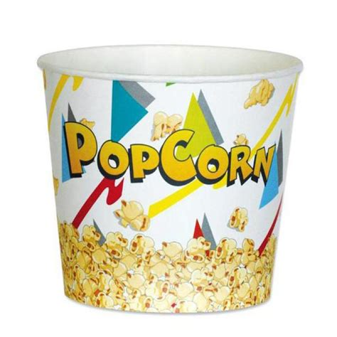 bicchiere pop corn 85oz ecoshopping