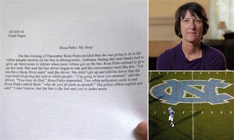 Unc Athlete Rosa Parks Essay by Unc Athlete Rosa Parks Essay