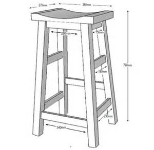 Build Your Own Bar Stool Plans Home Dzine Home Diy Make Your Own Bar Stools