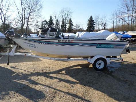 lowe boats mi 1994 lowe 1720 kalamazoo mi for sale 49009 iboats