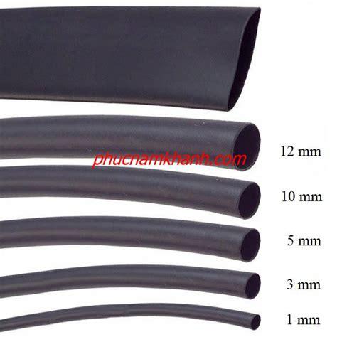 Heatshrink 18mm Selongsong Bakar Kabel Pelindung Kabel Bakar Ecer ống c 225 ch nhiệt 35mm phucnamkhanh
