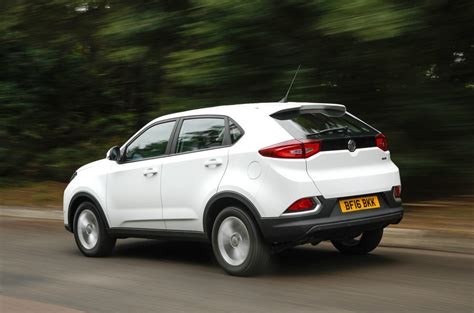 mg cars new mg gs review 2016 autocar