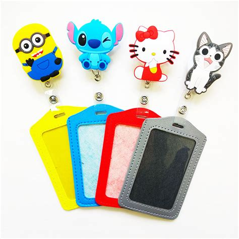 Id Card Holder Tali 1 silicone card holder bank credit card holders card id holders identity badge with
