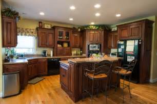Tiered kitchen island designs with seating two tier kitchen islands