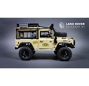 LEGO RC Land Rover Defender 90  The Awesomer