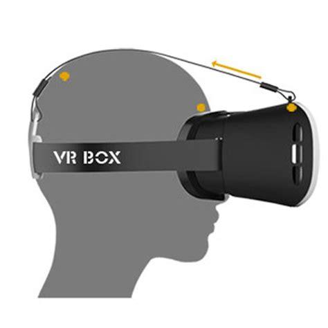Vr Glasses 3d vr glasses headset box oculus rift mount reality for 4 7 6 0 inch