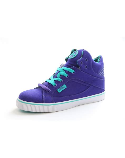 pastry shoes for sire classic canvas purple aqua all the cool
