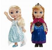 Mu&241eca Princesa Elsa O Anna Frozen El Reino De Hielo