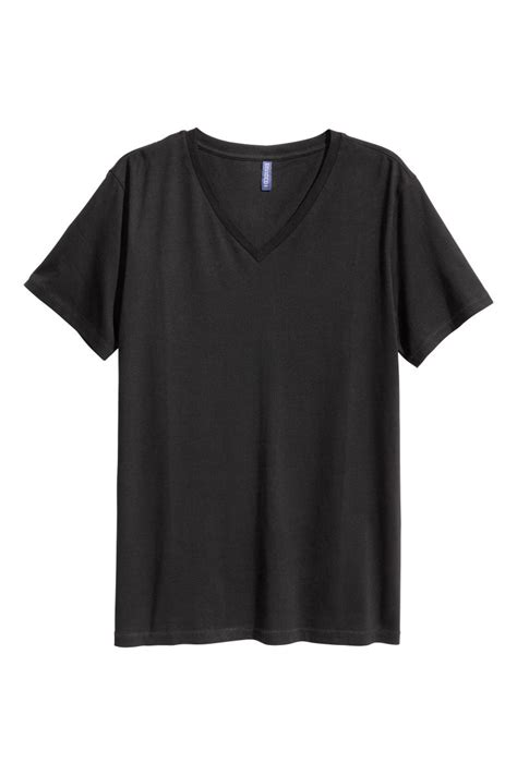 In Chains 5 T Shirt M v neck t shirt black sale h m us