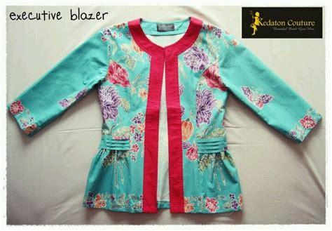design blazer batik modern batik blouse design inspiration pinterest batik