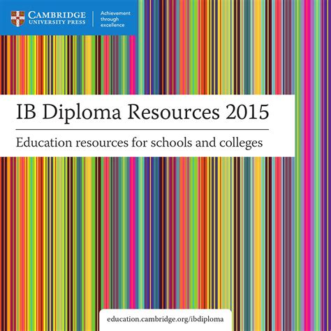 Buku Cambridge Business And Management For The Ib Diploma Coursebook cambridge press ib diploma resources 2015